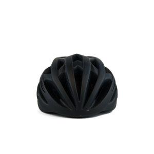 swisspro casco con luz de seguridad negro 0008 SWI600220