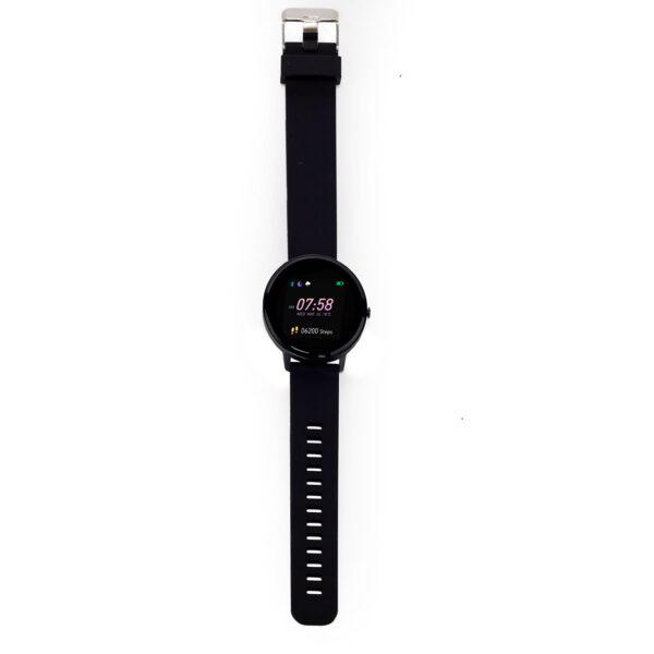 swisspro smartwatch swissgo arosa esfera negra 0001 SWI302039