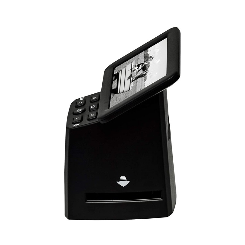 swisspro escaner reflecta x33 pantalla lcd ips 5 pulg