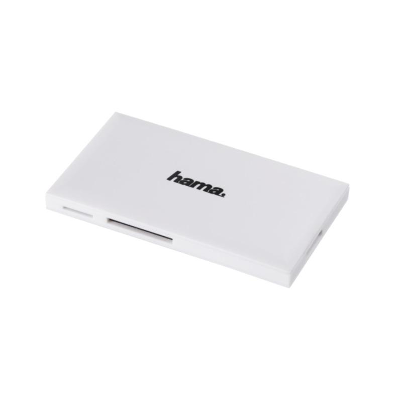 swisspro lector tarjetas memoria hama universal blanco usb 3 0 1