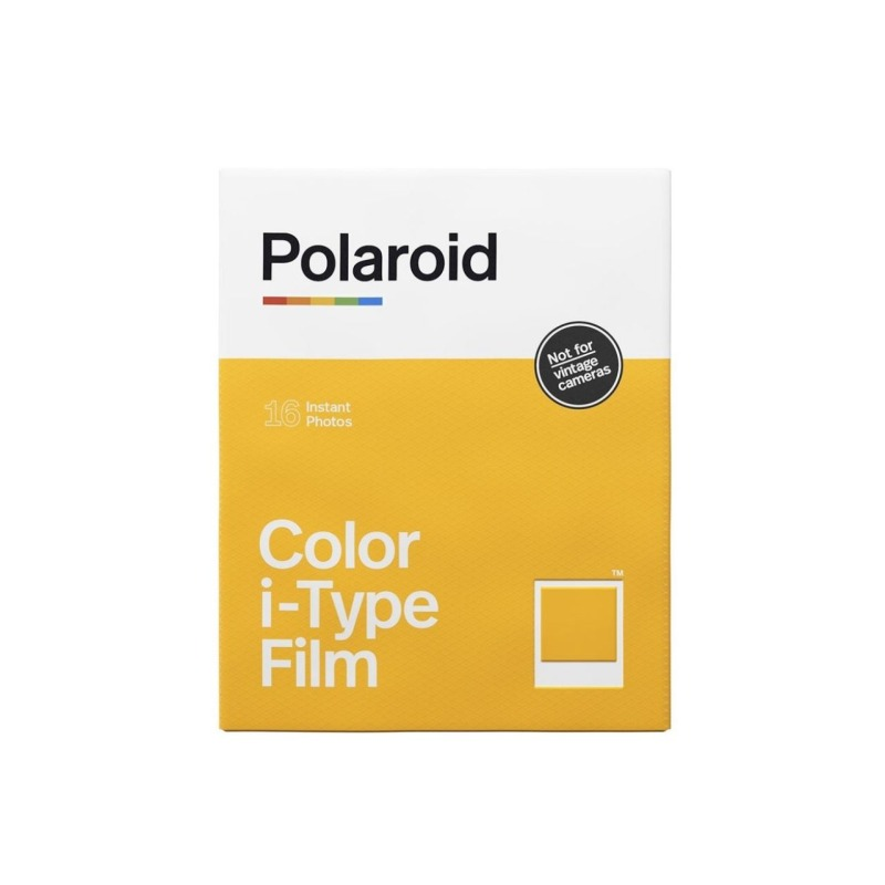 Película Instant Polaroid i-Type Color Bipack 16 Fotos
