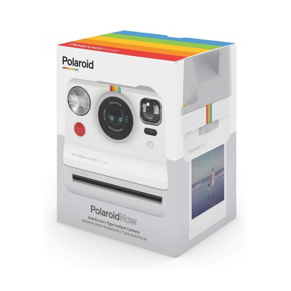 Polaroid Now Blanca