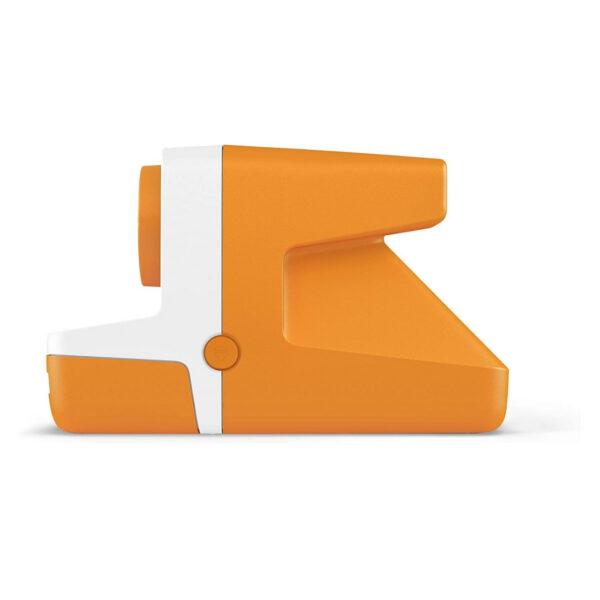 swisspro camara instantanea polaroid now naranja 4