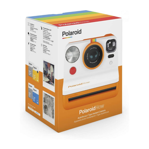 Polaroid Now Naranja