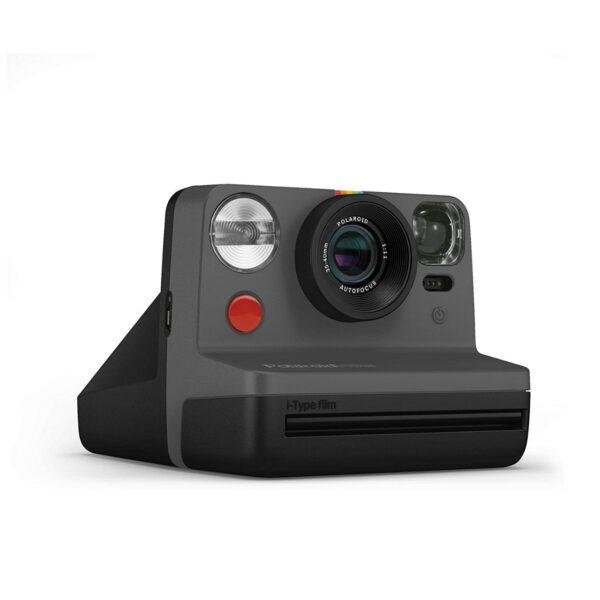 Polaroid Now Negra