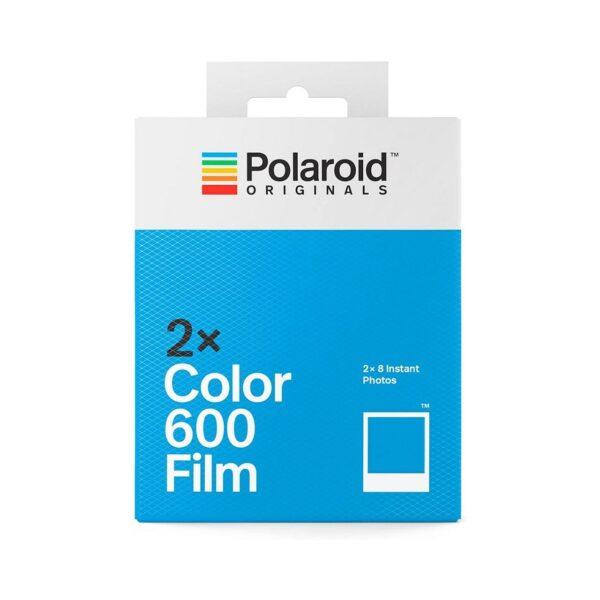 swisspro pelicula instant polaroid impossible px 600 color bipack 16 fotos 2