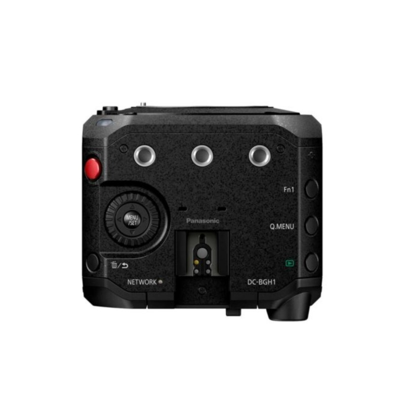 Camara Evil Panasonic Lumix BGH1 Cuerpo cuadrado