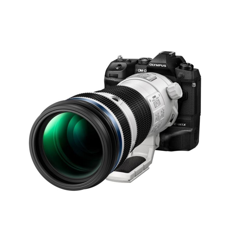 Objetivo Olympus M.Zuiko Digital ED 150-400mm F4.5 TC 1.25X IS PRO