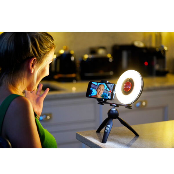 swissgo kit de video vlogging rotolight 0002 RL48