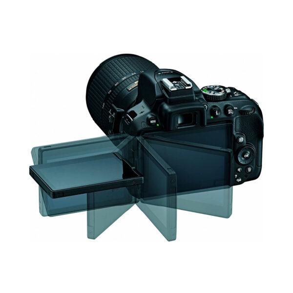 swisspro camara reflex nikon d5300 dslr objetivo afs dx 18 140 mm vr 4