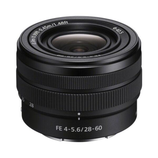 Objetivo Sony  FE 28-60mm F4-5,6
