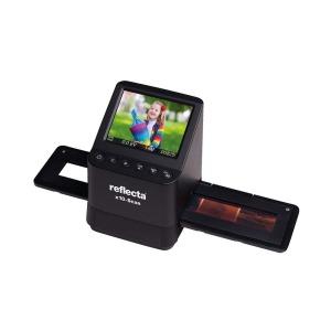 Escáner - Reflecta x10 pantalla 14 Mp, LCD 3,5 pulg.