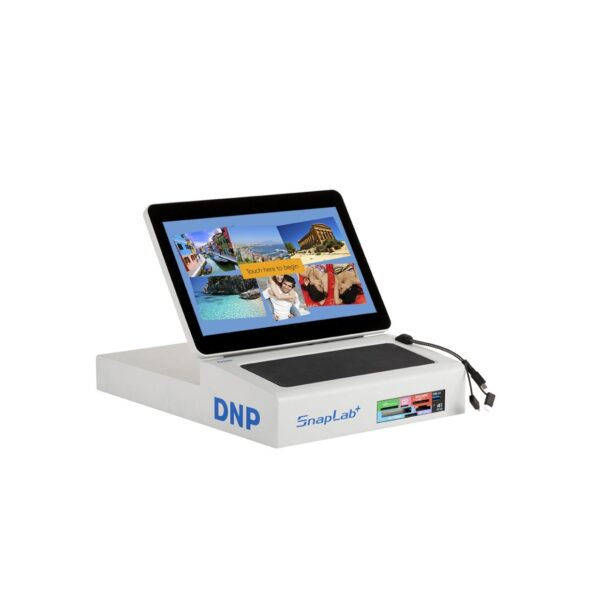 Kiosco DNP DS-T6 Mini + Impresora DS-RX1HS