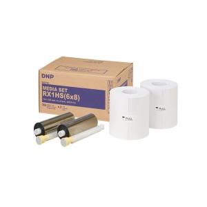 Papel Térmico DNP DS-RX1HS A5 15x20700 fotos