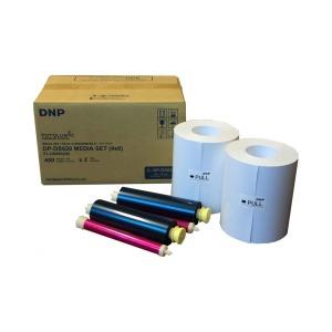 Papel Térmico DNP DS620 15x20 - 400 fotos | 10x15 - 800 fotos