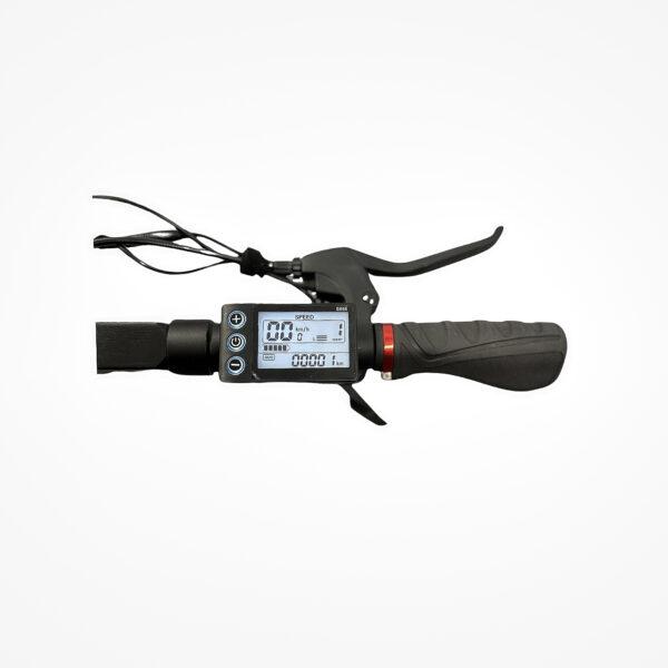 Patinete Eléctrico Swiss+Go PT017 Pro Dual Rueda 10 pulg., Motor 2x500W, 48V, Batería 13A