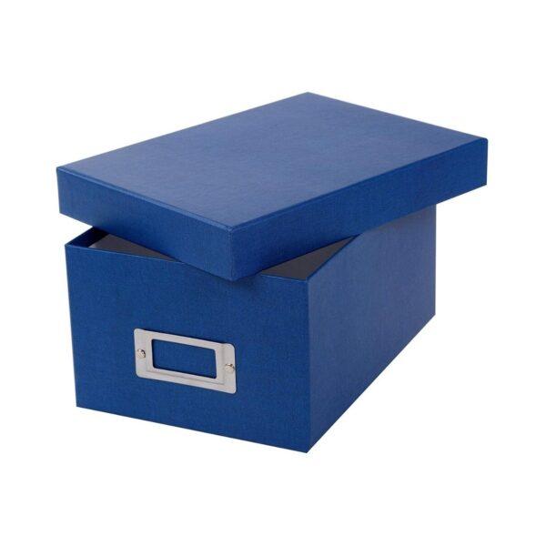 Caja Archivo Goldbuch Bella Vista Azul para 700 fotos 10x15 cm