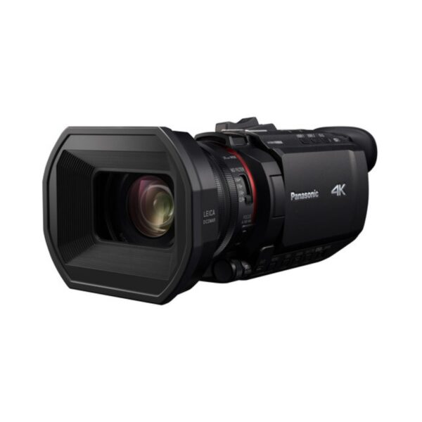 Cámara Video Panasonic X1500E Negra (sds)