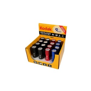 Linterna Kodak LED 9. Display 16 unidades