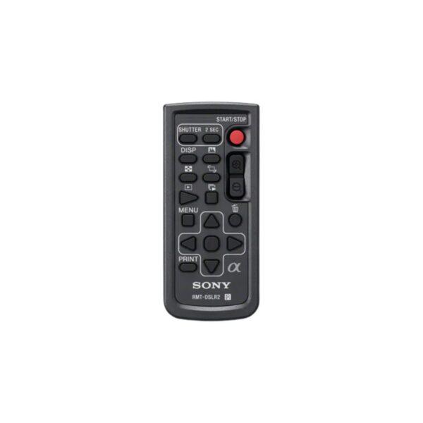 Mando a distancia Sony RMT-DSLR2 para cámaras