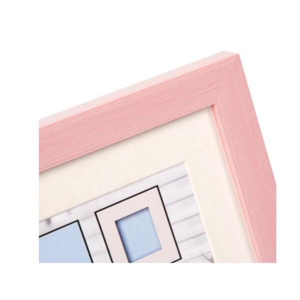 marco fotos plastico goldbuch modelo cosea 10x15 cm rosa 2