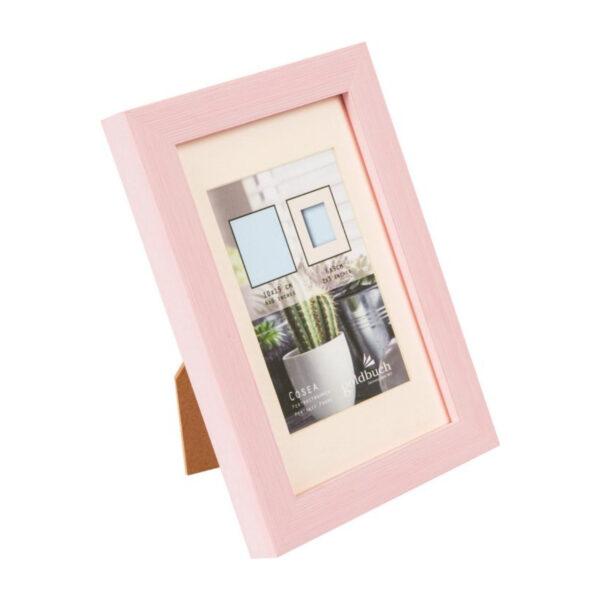 marco fotos plastico goldbuch modelo cosea 10x15 cm rosa