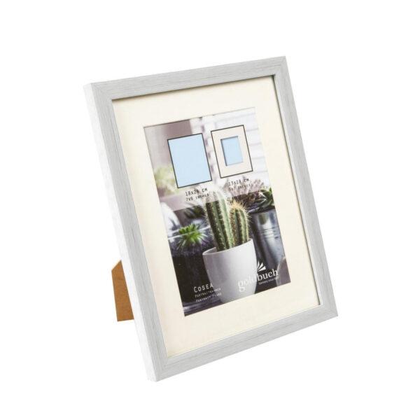 marco fotos plastico goldbuch modelo cosea 18x24 cm gris