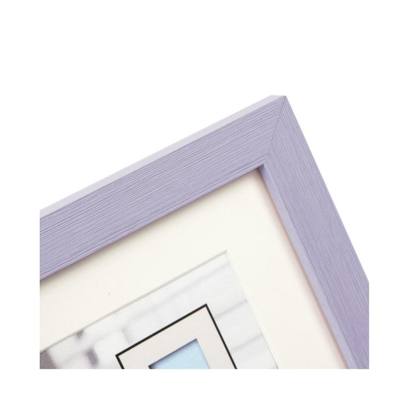 marco fotos plastico goldbuch modelo cosea 18x24 cm purpura 3