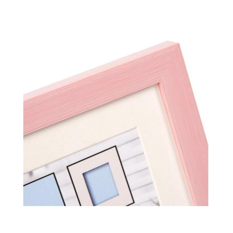 marco fotos plastico goldbuch modelo cosea 18x24 cm rosa 3