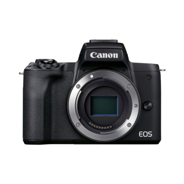 Cámara Evil Canon Eos M50 Mark II Cuerpo Negra