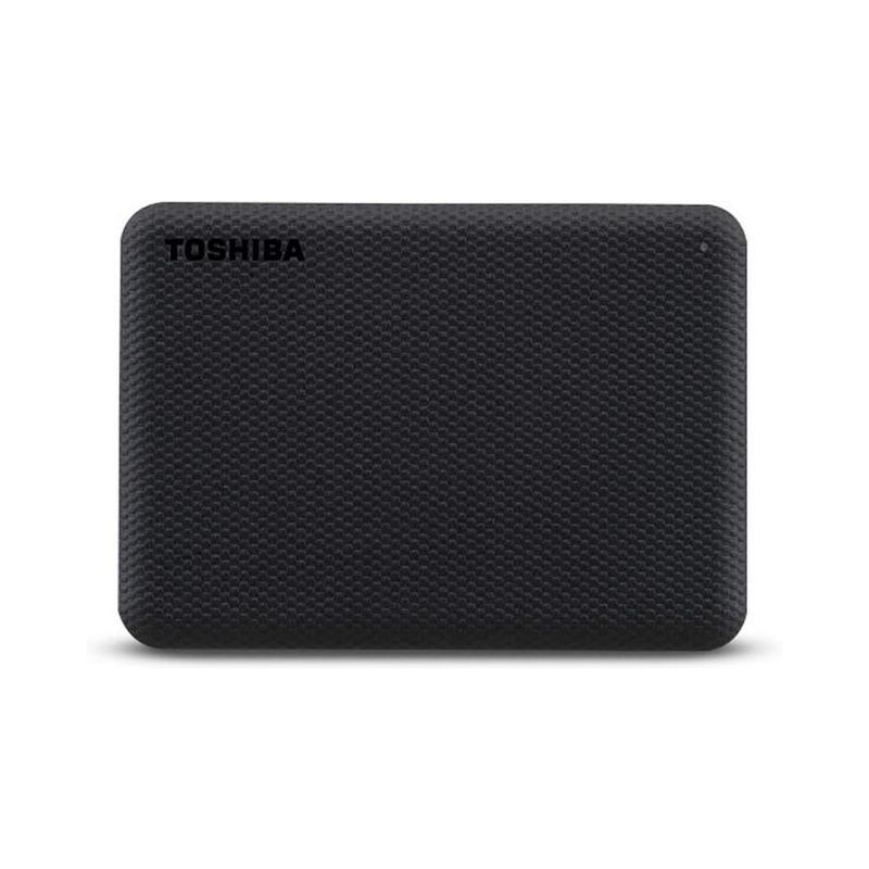 """Disco Duro Toshiba Canvio Advance 1TB USB 3.2 (Gen 1) 2,5"""" Negro"""