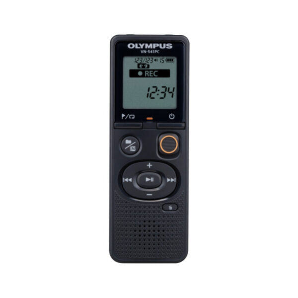 grabadora digital de voz olympus vn 541pc negra 4gb 3