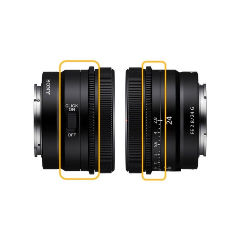 objetivo sony fe 24mm f 28 g prime lens 1