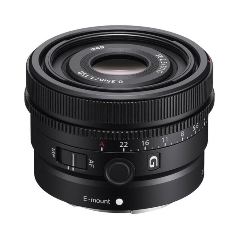 objetivo sony fe 50mm f 25 g prime lens 2