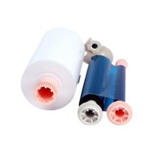 papel termico mitsubishi vp ck900s4p azul hxeu 130f
