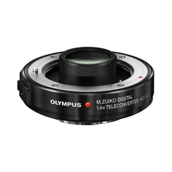 teleconvertidor objetivo olympus mc 14 mzuiko digital