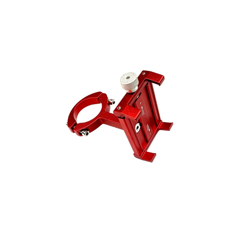 accesorio movilidad electrica zm029 soporte para telefono rojo 1