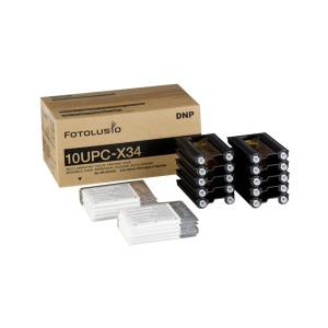 DNP 10UPC-X349x10 Papel Térmico 300 Hojas