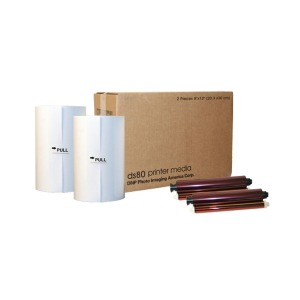 dnp ds80 20x30 thermal paper 220 photos