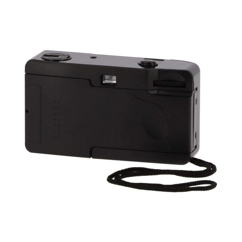ilford camara compacta analogica 35 mm flash 2 film pan 400 bw 1