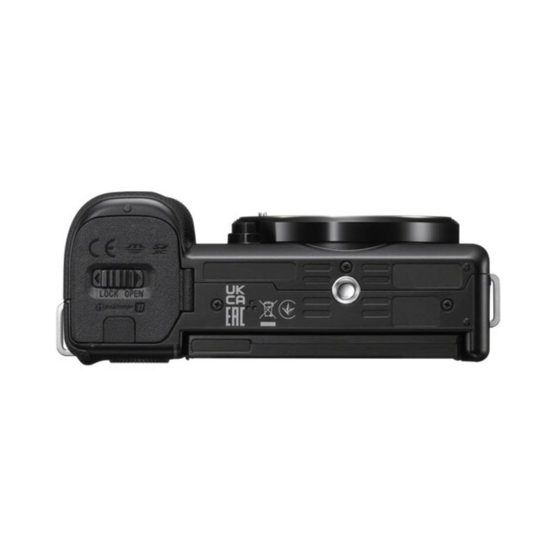 sony camara compacta dsc zv e10 objet16 50 mm vlog negra 5