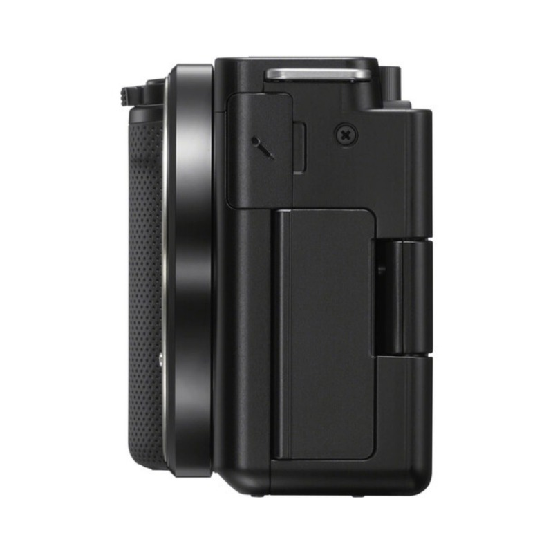 sony camara compacta dsc zv e10 objet16 50 mm vlog negra 7